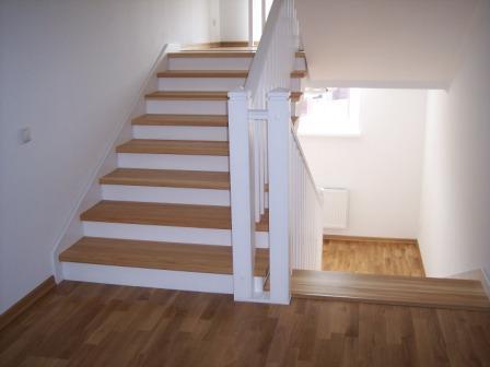 ограждения бетонной лестницы