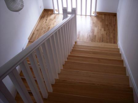 площадка лестницы
