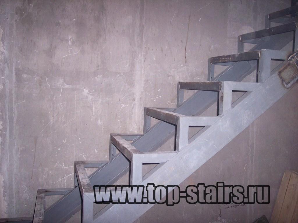 Каркас лестницы 2010