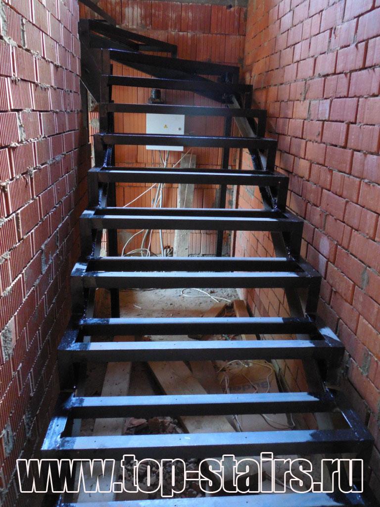 Каркас лестницы 3-1