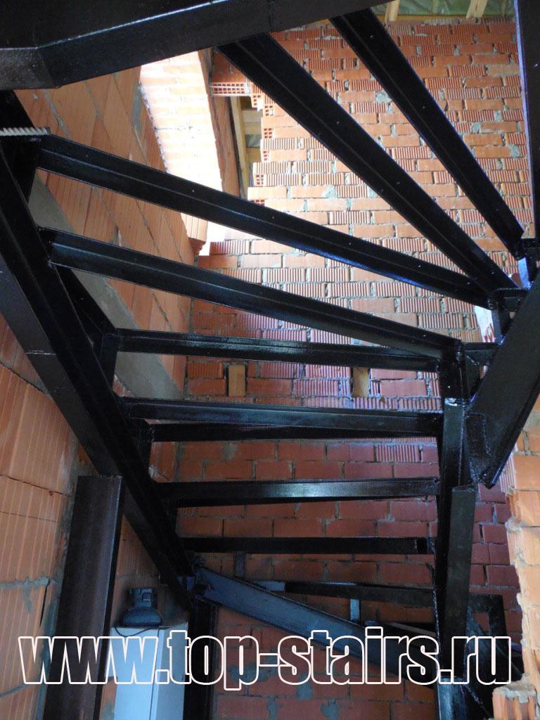 Каркас лестницы 3-4