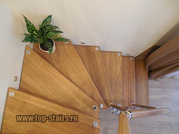 лестница на больцах 3
